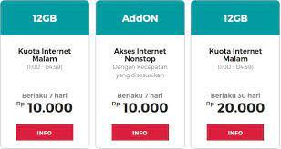 Untuk paket connect evo pengguna bisa membeli paket internet dengan kuota mulai dari 20 mb hingga 30 gb dengan harga mulai dari rp. Cara Menggunakan Kuota Malam Smartfren Di Siang Hari