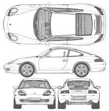 Coloriage Voiture Porsche L Duilawyerlosangeles