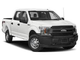 New 2018 Ford F-150 XL Crew Cab Pickup in Pittsburgh #12416 ...