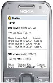 Vehicle Log Book App Vehicle Logbook App For Recording Work Trips Taxtim Sa