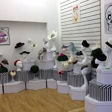 Fascinator Display Stands Enchanting 32 Best Tocados Images On Pinterest Headpieces Fascinators And