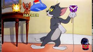 FREEFIRE TOM AND JERRY FUNNY VIDEO😂😂   HACKERS BE LIKE ft Tom and jerry    FREEFIRE FUNNY VIDEO😂 - YouTube