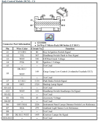 Chevy Avalanche Wiring Diagram 2003 | Chevy Wirning Diagrams