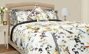 homewares bedding towels s roberto cavalli home king duvet cover 230cm x 200cm