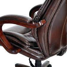alphason northland brown high back real leather executive office chair. full image for flash furniture high back leather executive office chair white serta big santana alphason northland brown real