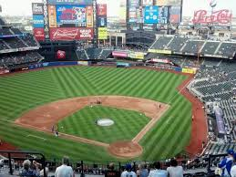 Citi Field Baseball Seating Chart Citi Field Section 516 Row 11 Seat 11 New York Mets Vs