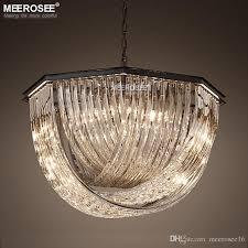 vintage crystal pendant lights fixture crystal hanging lighting for restaurant foyer crystal lamp home abajur lighting restaurant lamparas glass pendant