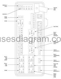 2003 chrysler 300 fuse box location 2003 wiring diagrams 2005 chrysler town and country radio fuse location at 2005 Town And Country Fuse Box Location