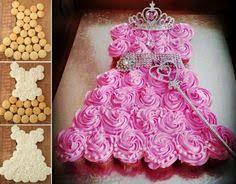 Finding Nemo Baby Shower Cake  Cupcake Cakes  Cupcake Pull Apart Pull Apart Baby Shower Cupcakes