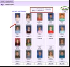 Make A Seating Chart Pps Tech Integration And Training Skyward Creating A Seating Chart