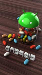 Android Hd - Android Jelly Bean Logo ...