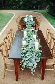 table runners wedding rustic wedding table runner made of greenery table runners wedding round tables table runners wedding