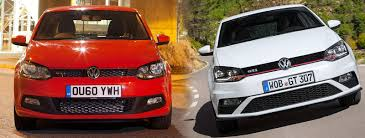 2015 facelifted Volkswagen Polo GTI – old vs new compared | carwow