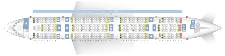 Etihad Flight Seating Chart Seat Map Airbus A380 800 Etihad Airways Best Seats In The Plane