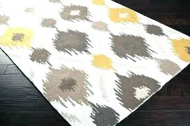 pink and gray area rug chevron sophisticated grey medium size of for nursery
