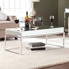 mirrored coffee table mirrored coffee tables mirrored coffee tables to upgrade your living space mirrored