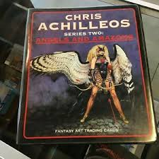 Apply now and get up to $3,000 to use today at checkout. Chris Achilleos Angels Amazons Rare Trading Card Set Binder Ffo Heavy Metal Ebay