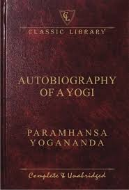 Autobiography of a yogi book