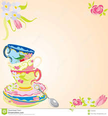 Tea Invitations Printable Free Printable High Tea Party Invitations Work In 2019 Pinterest