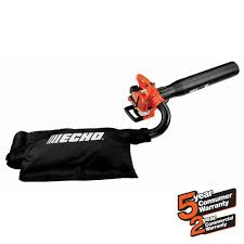 echo 165 mph 391 cfm 25 4cc gas 2 stroke cycle leaf blower vacuum