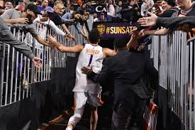 Phoenix Suns Home Schedule 2019 20 Seating Chart