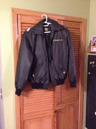 bradford exchange marine corps jacket leather medium never worn 1813574035