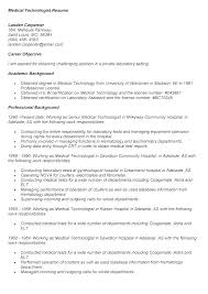 med tech resume sample click here to download this lab technician resume template objective
