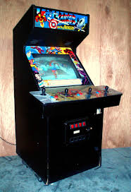 4 Player Arcade Cabinet Kit Captain America And The Avengers Arcade Video Game Product Page