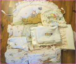 classic winnie the pooh baby bedding