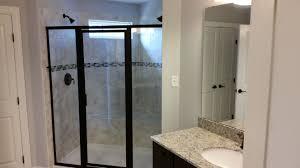 Roman Shower Designs Landon Model Master Bath Roman Shower Layout Ryan Homes