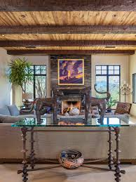 Southwestern Living Room Ideas Design Photos Houzz