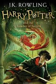 harry potter and the chamber of secrets book cover bookriot