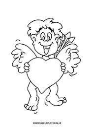 Onderwerp Valentijnsdag Feestdagen Gratis Kleurplaten Downloaden