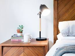 rules for decorating with bedside tables