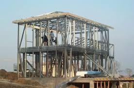 maison en kit ossature metallique beau construction ossature métallique en france