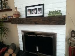 fireplace mantel shelf diy rustic decorating ideas shelves design fireplace mantel shelf