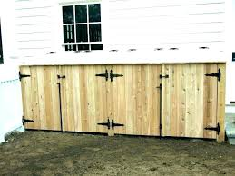garbage can shed outdoor trash can storage refuse storage shed trash can shed plans trash barrel