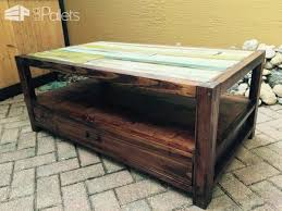 Pallet Table Plans  Pallet Ideas Recycled  Upcycled Pallets Pallet Coffee Table Plans