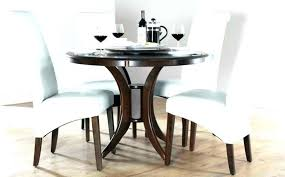 drop dead gorgeous black white dining room set and table chairs chrome accents by creative furniture winsome s checd striped decor marble top round roo