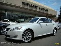 lexus is 250 2007 white. starfire white pearl black lexus is 250 awd is 2007