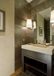 lighting in the bathroom. simple lighting with lighting in the bathroom