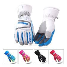 Waterproof Super Warm <b>Unisex</b> Gloves High Quality Ski Gloves ...