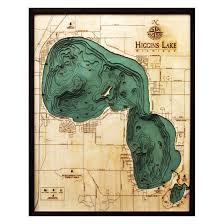 Lake Michigan Nautical Chart