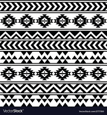 Aztec Patterns Interesting Decorating Ideas