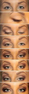 bigger eyes makeup brown eyeshadow tutorials for a more look