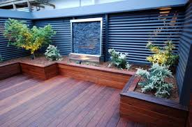 Small Picture Contemporary Garden Design Ideas Australia Best Garden Reference
