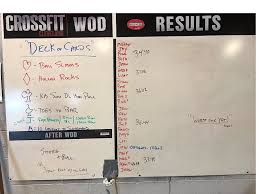 crossfit workout friday 07 20 2018