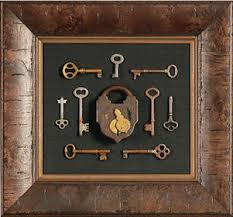 custom framing ideas. Art Framing Ideas. Fine You Can Frame Anything Just Need To Give It A Little Bit Of Thought And Imagination Above Selection Old Keys Custom Framed Ideas N