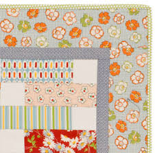 Mitering borders on quilts: tutorial - Stitch This! The Martingale ... & Example of straight-cut quilt border Adamdwight.com