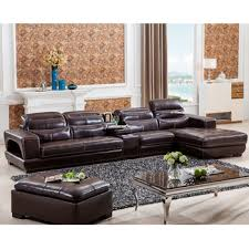 living room furniture sets 2017. Modren Room 2017 Latest Hall Design Modern L Shape Sofa Furniture Living Room Set  With Real Leather Throughout Sets